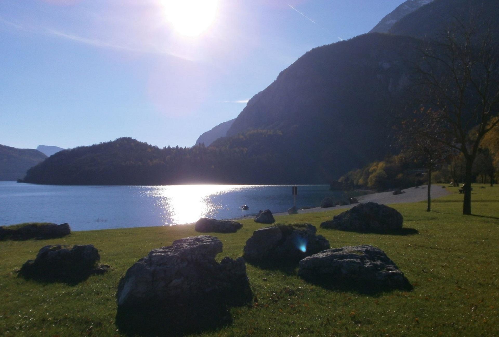 <b>Bungalows Molveno in Trentino</b><p>Cucina Bungalows</p>